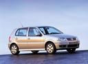 Фото авто Volkswagen Polo 3 поколение [рестайлинг], ракурс: 270