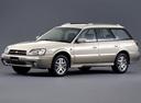 Фото авто Subaru Outback 2 поколение, ракурс: 45