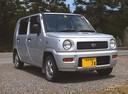 Фото авто Daihatsu Naked 1 поколение, ракурс: 45