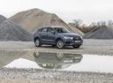 Фото авто Audi Q3 8U [рестайлинг], ракурс: 315 цвет: синий