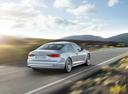 Фото авто Audi A5 2 поколение, ракурс: 225 цвет: серебряный