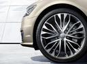 Фото авто Audi A6 4G/C7 [рестайлинг], ракурс: колесо цвет: бежевый