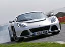 Фото авто Lotus Exige Serie 3,  цвет: серебряный