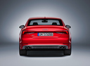 Фото авто Audi S5 F5, ракурс: 180 - рендер цвет: красный