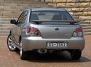 Фото авто Subaru Impreza 2 поколение [2-й рестайлинг], ракурс: 180 цвет: серебряный