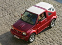 Фото авто Suzuki Jimny 3 поколение [рестайлинг], ракурс: сверху