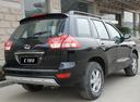 Фото авто ТагАЗ C190 1 поколение, ракурс: 225 цвет: черный