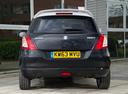 Фото авто Suzuki Swift 4 поколение [рестайлинг], ракурс: 180 цвет: черный