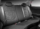 Фото авто Kia Rio 3 поколение, ракурс: задние сиденья