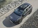 Фото авто Opel Grandland X 1 поколение, ракурс: сверху цвет: мокрый асфальт
