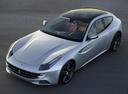Фото авто Ferrari FF 1 поколение, ракурс: 45 цвет: серый