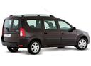 Фото авто ВАЗ (Lada) Largus 1 поколение, ракурс: 225 - рендер цвет: коричневый