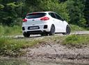 Фото авто Kia Cee'd 2 поколение, ракурс: 225 цвет: белый