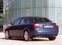 Фото авто Audi A4 B6, ракурс: 135 цвет: синий