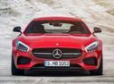 Фото авто Mercedes-Benz AMG GT C190,  цвет: красный