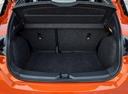 Фото авто Nissan Micra K14, ракурс: багажник цвет: оранжевый