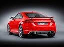Фото авто Audi TT 8S, ракурс: 135 - рендер цвет: красный
