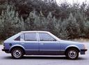Фото авто Opel Kadett D, ракурс: 270