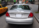 Фото авто Ford Taurus 4 поколение, ракурс: 180