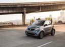 Фото авто Smart Fortwo 3 поколение, ракурс: 45 цвет: серый