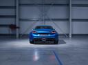 Фото авто Alpine A110 2 поколение, ракурс: 180 цвет: голубой