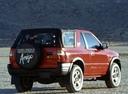 Фото авто Isuzu Amigo 2 поколение, ракурс: 135