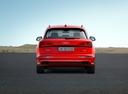 Фото авто Audi SQ5 2 поколение, ракурс: 180 цвет: красный