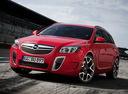 Фото авто Opel Insignia A, ракурс: 45 цвет: красный