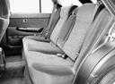 Фото авто Nissan Bluebird U12, ракурс: задние сиденья