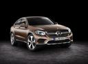 Фото авто Mercedes-Benz GLC-Класс X253/C253, ракурс: 315 - рендер цвет: коричневый