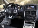 Фото авто Dodge Caravan 5 поколение [рестайлинг], ракурс: торпедо