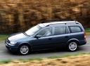 Фото авто Opel Astra G, ракурс: 90 цвет: серый