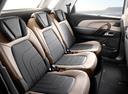 Фото авто Citroen C4 Picasso 2 поколение, ракурс: задние сиденья