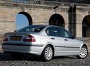 Фото авто BMW 3 серия E46 [рестайлинг], ракурс: 225 цвет: серебряный