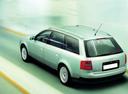 Фото авто Audi A6 4B/C5, ракурс: 135 цвет: серебряный