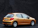 Фото авто Peugeot 207 1 поколение, ракурс: 225 цвет: бронзовый