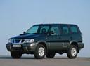 Фото авто Nissan Terrano R20 [2-й рестайлинг], ракурс: 45