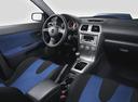 Фото авто Subaru Impreza 2 поколение [2-й рестайлинг], ракурс: торпедо