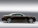 Фото авто Rolls-Royce Wraith 2 поколение, ракурс: 270 цвет: коричневый