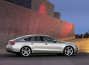 Фото авто Audi A5 8T [рестайлинг], ракурс: 270 цвет: бежевый