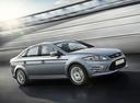 Фото авто Ford Mondeo 4 поколение [рестайлинг], ракурс: 315 цвет: серебряный