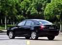 Фото авто Geely Emgrand EC7 1 поколение, ракурс: 135 цвет: черный