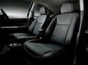 Фото авто Toyota Aqua 1 поколение, ракурс: сиденье