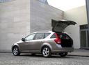Фото авто Kia Cee'd 1 поколение, ракурс: 135 цвет: бежевый