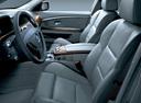 Фото авто BMW 7 серия E65/E66, ракурс: сиденье