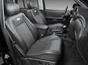 Фото авто Chevrolet TrailBlazer 1 поколение [рестайлинг], ракурс: сиденье