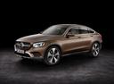 Фото авто Mercedes-Benz GLC-Класс X253/C253, ракурс: 45 - рендер цвет: коричневый
