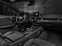 Фото авто Audi RS 5 F5, ракурс: торпедо