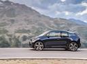 Фото авто BMW i3 I01 [рестайлинг], ракурс: 90 цвет: синий