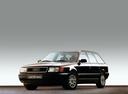 Фото авто Audi 100 4A/C4, ракурс: 45 цвет: коричневый